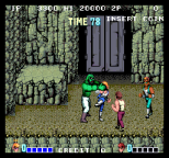 Double Dragon Arcade 60