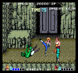 Double Dragon Arcade 61