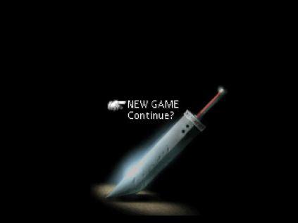 Final Fantasy 7 PS1 001