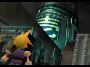 Final Fantasy 7 PS1 011