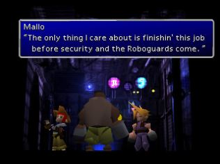 Final Fantasy 7 PS1 021