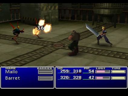 Final Fantasy 7 PS1 023