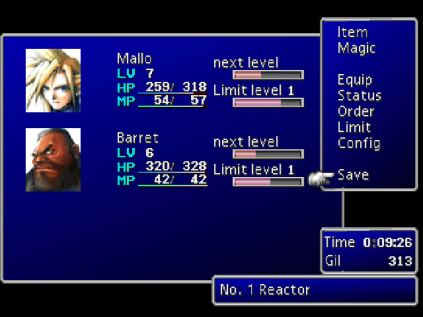 Final Fantasy 7 PS1 031