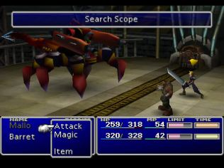 Final Fantasy 7 PS1 033