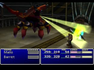 Final Fantasy 7 PS1 034