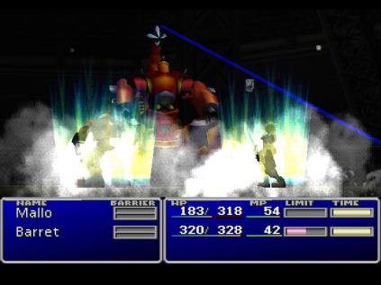 Final Fantasy 7 PS1 042