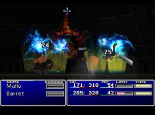 Final Fantasy 7 PS1 043
