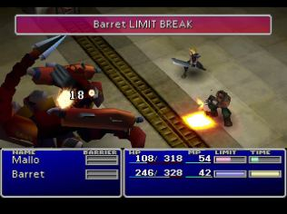 Final Fantasy 7 PS1 044