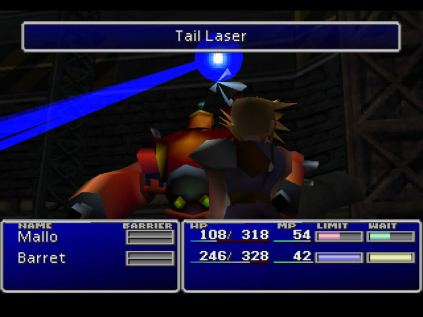 Final Fantasy 7 PS1 045