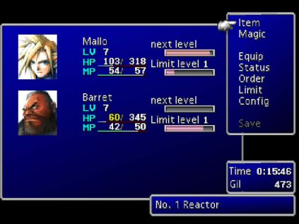 Final Fantasy 7 PS1 064
