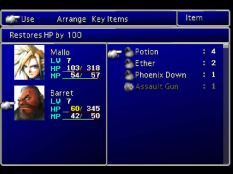 Final Fantasy 7 PS1 065