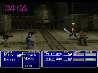 Final Fantasy 7 PS1 076