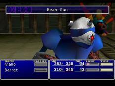 Final Fantasy 7 PS1 077