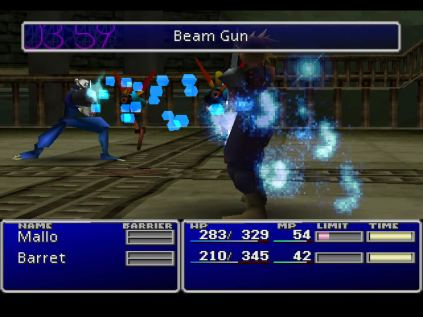 Final Fantasy 7 PS1 078
