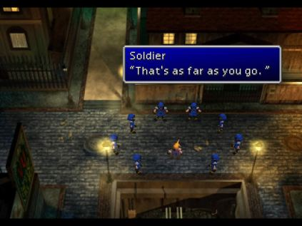 Final Fantasy 7 PS1 097