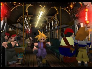 Final Fantasy 7 PS1 099