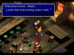 Final Fantasy 7 PS1 104