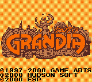 Grandia - Parallel Trippers GBC 001