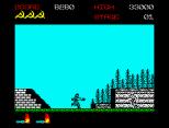 Green Beret ZX Spectrum 05
