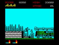 Green Beret ZX Spectrum 06