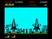 Green Beret ZX Spectrum 08