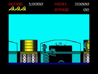 Green Beret ZX Spectrum 10