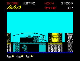 Green Beret ZX Spectrum 11