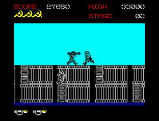 Green Beret ZX Spectrum 12