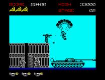 Green Beret ZX Spectrum 13