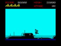 Green Beret ZX Spectrum 14