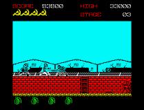 Green Beret ZX Spectrum 16