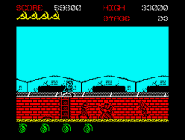 Green Beret ZX Spectrum 17