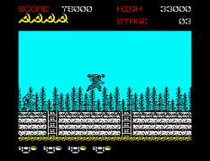Green Beret ZX Spectrum 21