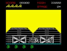 Green Beret ZX Spectrum 22
