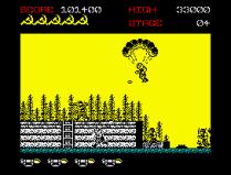 Green Beret ZX Spectrum 25