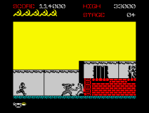 Green Beret ZX Spectrum 28