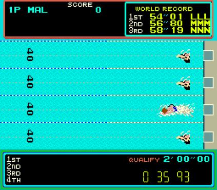 Hyper Sports Arcade 09