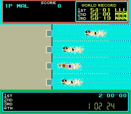 Hyper Sports Arcade 12