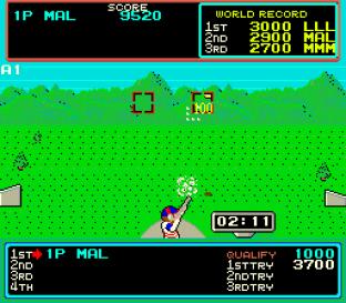 Hyper Sports Arcade 20