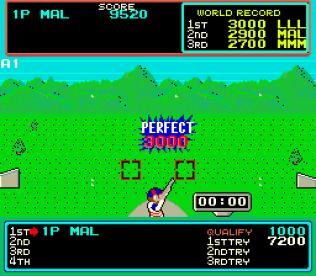 Hyper Sports Arcade 21