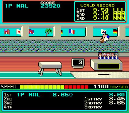 Hyper Sports Arcade 31