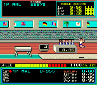 Hyper Sports Arcade 34