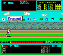 Hyper Sports Arcade 41
