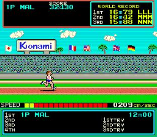 Hyper Sports Arcade 42