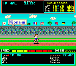 Hyper Sports Arcade 43