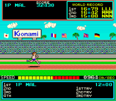 Hyper Sports Arcade 44