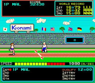 Hyper Sports Arcade 45