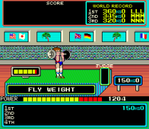 Hyper Sports Arcade 52