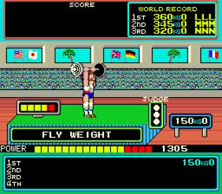 Hyper Sports Arcade 54