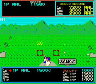 Hyper Sports Arcade 56